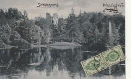 *** LETTONIE  ***   WENDEN Schlosspark - TTB - Lettonie