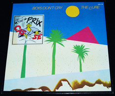 BOYS DON'T CRY – THE CURE – LP – 1981 – 2442 178 – Fiction Records/Polydor – Made In France - Rock