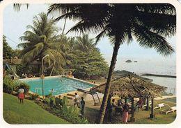 1 AK Kamerun Cameroun * Ein Swimmingpool In Der Stadt Limbe - IRIS Karte Nummer 8414 - Kamerun