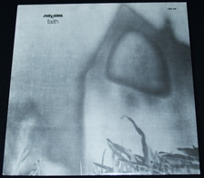 FAITH – THE CURE – LP – 1981 – 2383 605 – Fiction Records/Polydor – Made In France - Rock