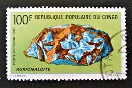 MINERAUX 1970 - OBLITERE - YT PA 95 - MI 230 - Oblitérés