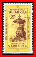 AFRICA SIID AFRICA /  SELLO AÑO 1965 - Oficiales