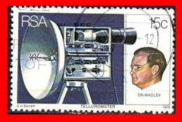 AFRICA SOUTH AFRICA / RSA SELLO AÑO 1979 - Timbres De Service