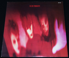 PORNOGRAPHY – THE CURE – LP – 1982 – 2383 639 – Fiction Records/Polydor – Made In France - Rock