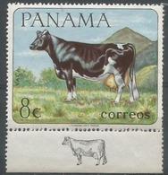 Panama - 1967 Cow 8c MNH **       Sc 475C - Panama