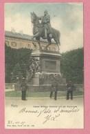 57 - METZ - Nels Couleur - Metz, Série 104 N° 129 - Kaiser Wilhelm Denkmal Auf Der Esplanade - Metz