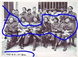 Armée Française 40 Bourgoin 142 RR FRANCE 1940 EM 1940 11 BCA - Krieg, Militär