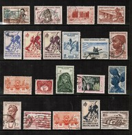 FRENCH WEST AFRICA---Collection Of USED/UNUSED DL-663 - Collections (without Album)