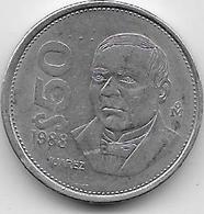 Mexique - 50 Pesos - 1988 - Mexico