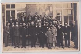 REIMS - Carte-photo Brunel 1929 - Reims