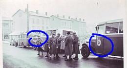 Armée Française PL BUS FRANCE 40 CAMIONS 1940 - Krieg, Militär