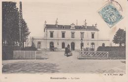 41. Romorantin. La Gare. Tbe - Romorantin