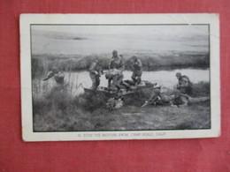 Even The Motors Swim  Camp Beale Calif.     Ref 3136 - War 1939-45