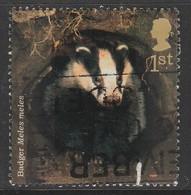 GB 2004 Woodland Animals 1st Sg:GB 2481 O Used - 1952-.... (Elizabeth II)