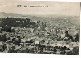 Huy  Panorama Vu  De La Sarte - Huy