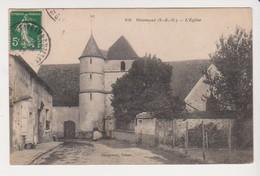 26690 Orcemont L'eglise --ed Goumand Tabec - - France