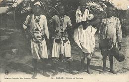 DAKAR. -  Griots Ou Sorciers.  (scan Verso) - Senegal