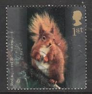 GB 2004 Woodland Animals 1st Sg:GB 2484 O Used - 1952-.... (Elizabeth II)