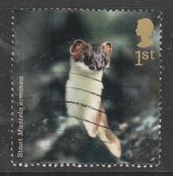 GB 2004 Woodland Animals 1st Sg:GB 2485 O Used - 1952-.... (Elizabeth II)