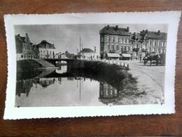 Oude Foto Straat Onbekend  ? - Cartes Postales