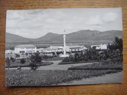 ANGOLA Province Du Portugal De L'Afrique Occidentale - Village Central Au Colonat Du Cela - Angola