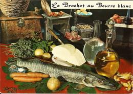 Recette Du Brochet Au Beurre Blanc - Recettes (cuisine)