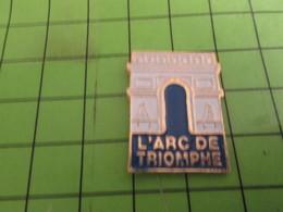 716A Pin's Pins / Beau Et Rare / THEME VILLES : PARIS ARC DE TRIOMPHE - Cities