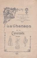 LONS LE SAUNIER, La Chanson De La Cavalcade 1926,Comité Permanent Des Fêtes De Bienfaisance - Autres