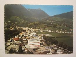 74 Haute Savoie Taninges Vue Aérienne - Taninges