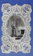IMAGE PIEUSE  CANIVET ....ED.SAINTIN....RELIGIEUSE EN PRIÈRE - Images Religieuses
