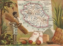 Chromo Ile De La Réunion - Réunion