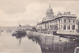 CUSTOM HOUSE, DUBLIN, IRELAND - OLD POSTCARD  (ref 4178/18X) - Dublin