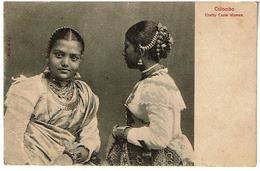 COLOMBO- Chetty Caste Women -Non Voyagee - Ethnics