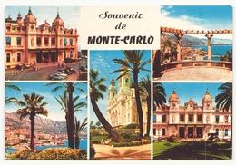 MONACO SOUVENIR DE MONTE CARLO - Monte-Carlo