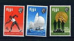 Fidji **  N° 259 à 261  - Jeux Universitaires - Fiji (1970-...)