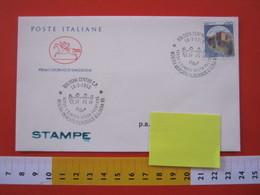 A.06 ITALIA ANNULLO - 1990 BOLOGNA VERSO EUROPA SENZA FRONTIERE BAMBINI PER MANO MOSTRA MERCATO FILNUMMUS - Enfance & Jeunesse