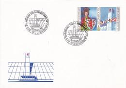 Luxembourg Luxemburg FDC 1998 - 700 Jahre Messeprivileg - FDC
