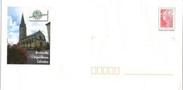 PAP 14 - BRETTEVILLE L'ORGUEILLEUSE -  CALVADOS - Entiers Postaux