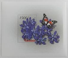 Tanzania 1999** Bl.489. Flowers MNH [7II;87] - Plants