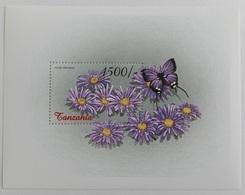 Tanzania 1999** Bl.490. Flowers MNH [7II;86] - Plants