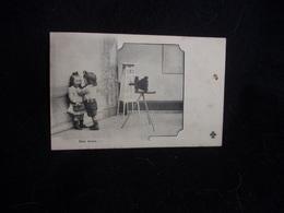 """Enfants.Série """" Bébé Artiste """" N° 1. Appareil Photo . Avant 1903.Voir 2 Scans . - Children"""