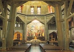 Nazareth - The Church Of The Annunciation , Organ Orgue - Israel
