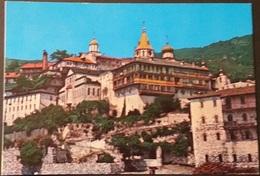 Ak Griechenland - Berg Athos - Kloster Panteleimonos - Kirchen U. Kathedralen