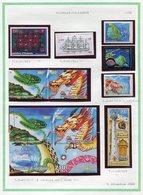 RC 11362 Nelle CALEDONIE LOT ANNÉE 1999 - 2000 NEUF ** TB - Nueva Caledonia
