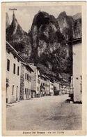 CISMON DEL GRAPPA - VIA VAL CISILLA - VICENZA - Vedi Retro - Formato Piccolo - Vicenza
