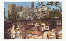PARIS BOUQUINISTES SUR LES QUAIS GRAND FORMAT - Shopkeepers
