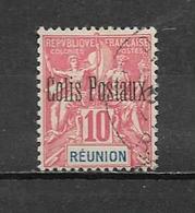 Timbre De Réunion  Colis Postaux  De 1906 N°8 Oblitéré - Réunion (1852-1975)