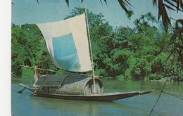 Bangladesh - Sailboat 1982 - Bangladesh