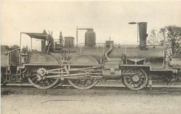 Thème Train Machine 1609 Locomotives Du Midi CP Ed. H.M.P. N° 482 Locomotive Vapeur - Trains