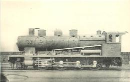 Thème Train Machine 5004  Locomotives Du Sud-Ouest (ex P.O) CP Ed. H.M.P. N° 497 Locomotive Vapeur - Trains